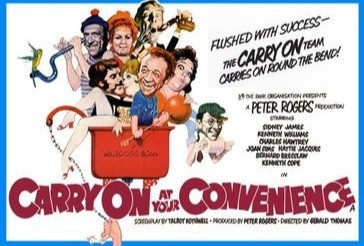 Renato Fratini - Carry On At Your Convenience 1971
