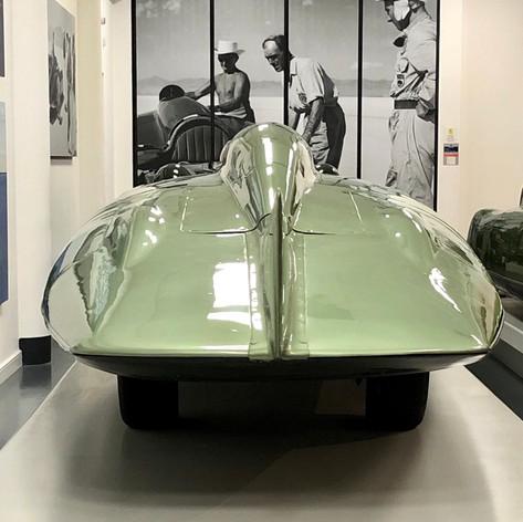 1957 MG EX181 255mph record breaker