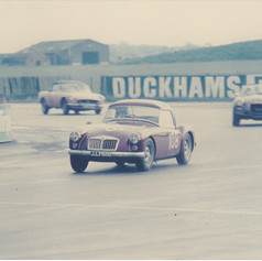 Track day - #BrandsHatch late 1960s