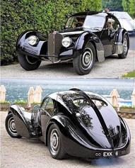 Ralph Lauren's beautiful Bugatti Airline