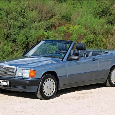 Merecedes W201 190 Concept