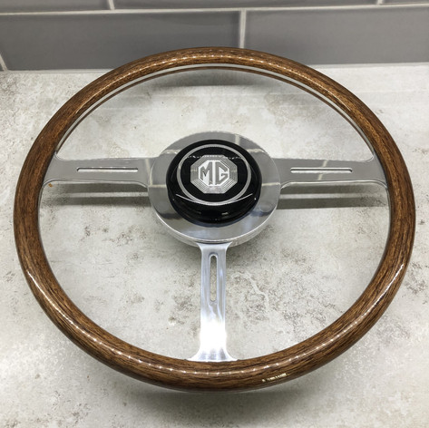 NEW @Moto_lita 15 inch Works Le Mans replica wheel and boss