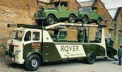 Land Rover Solihull Factory