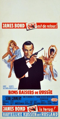 Renato Fratini - From Russia With Love 1964