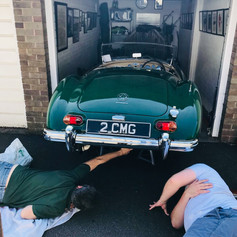Fuel tank inspection