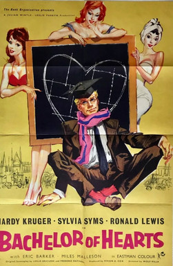 Renato Fratini - Bachelor of Hearts 1958