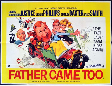 Renato Fratini - Father Came Too 1964