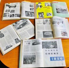 """Bound""""Teamwork"""" Nuffied Internal Magazines"""