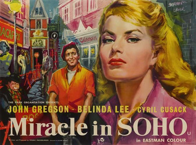 Renato Fratini - Miracle In Soho 1957