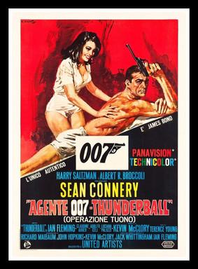 Renato Fratini - Thunderball 1965