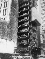 Chicago High Rise Car Park