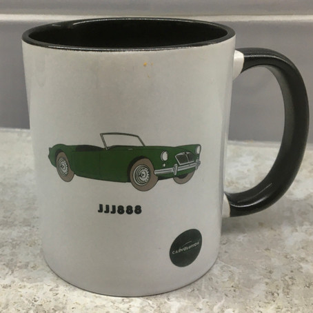 It's a Mug's Game: #YourLifeInCars