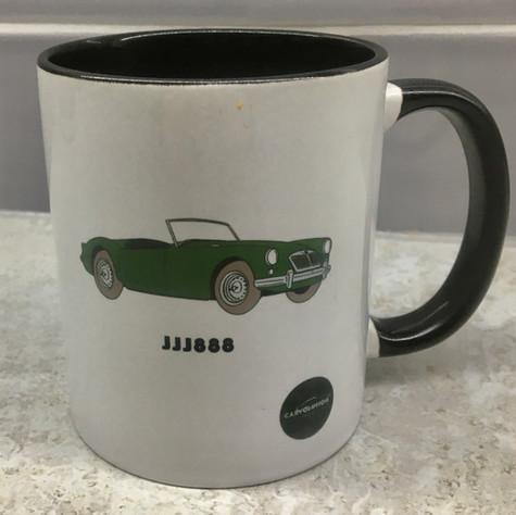 It's a Mug's Game: #YourLifeInCars