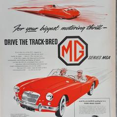 Drive The Track Bred MGA