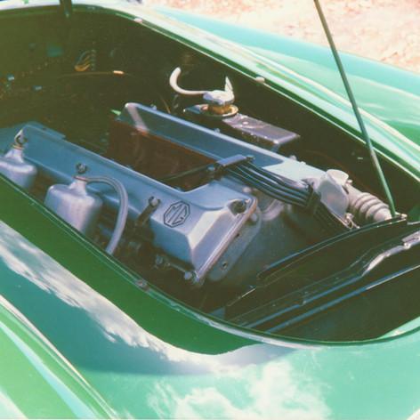 MGA Twin Cam - YD1/2497