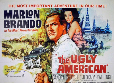 Renato Fratini - The Ugly American 1963