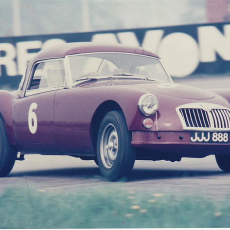 Track day - #Silverstone late 1960s