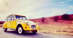 """Daisy"" - Alex Iain's Citroen 2CV"