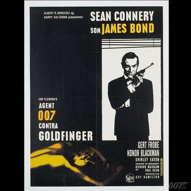 Renato Fratini - Goldfinger 1964