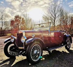 """Dorothy"" - Russ Yaxley's 1928 Lea Francis 12/40 P Type"