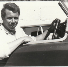 Road trip - early days mid 1960s