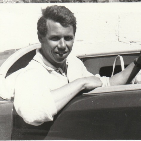 Rob in the early days of Twin Cam ownership