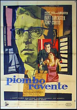 Renato Fratini - Piombo Rovente (The Sweet Smell of Success) 1957