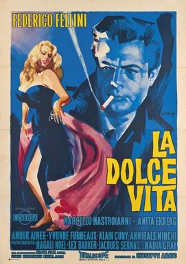 Renato Fratini - La Dolce Vita 1960
