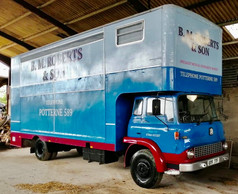 """Beris"" - Alan Roberts' Bedford (packing a surprise)a"