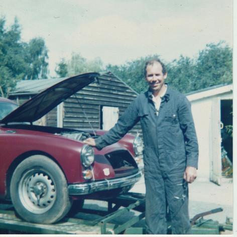 East Bergholt Mid 1980s