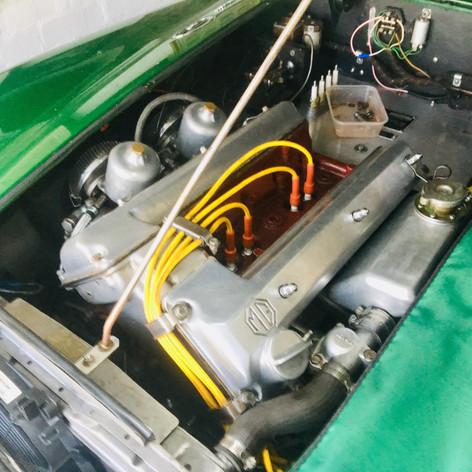 MGA Twin Cam YD1/2497