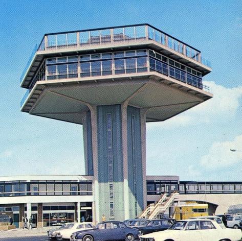 Iconic British Design - Listed Service Station