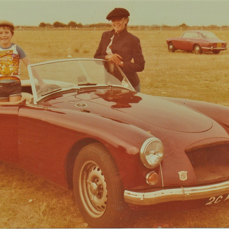 Day Trip - #Silverstone with Bonnie, James and Rob 1979