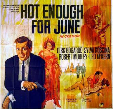 Renato Fratini - Hot Enough For June 1964