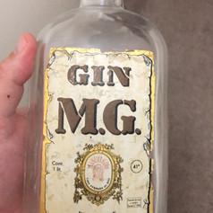 Gin MG - Rob's Spanish holiday momento