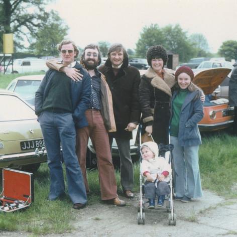 Family race outing - Thruxton?
