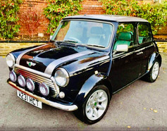 """""""Hector"""" Lee Robertson's 2000 Rover Mini Cooper Sport"""