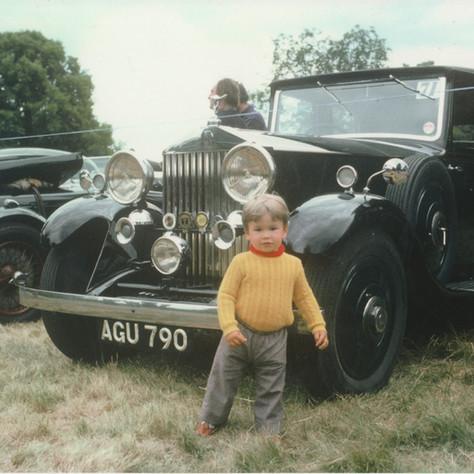 Confessions of a Generation X Classic Car Fan!