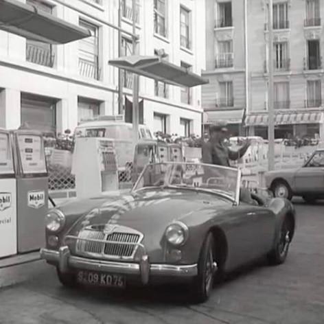 MGA French Fuel Stop