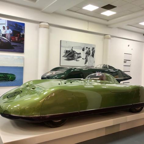 1954 MG EX179 153.69mph record breaker