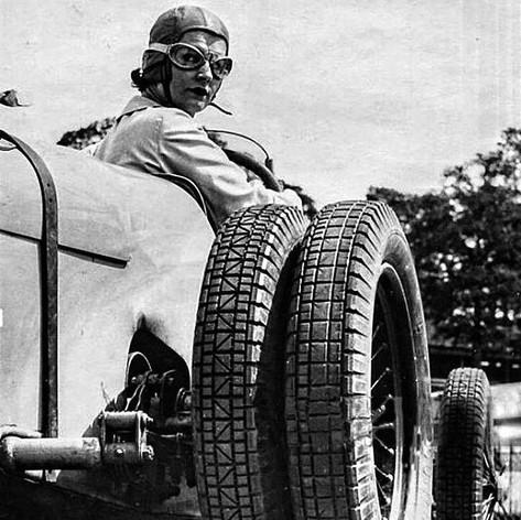Tread Carefully! Vintage Motor Racing