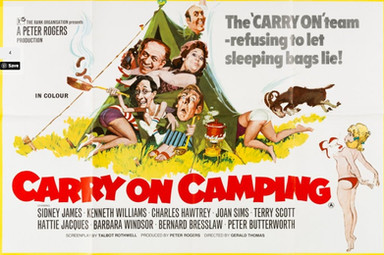 Renato Fratini - Carry On Camping 1969