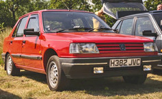 """""""Frenchy"""" - John Russell's Peugeot 309"""