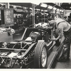The last MGA Twin Cam ever made - for Mike Ellman-Brown
