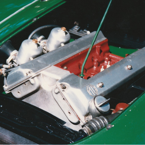 YD1/2497 - MGA Twin Cam - Firing On All Cylinders.....Mostly!