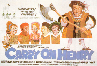 Renato Fratini - Carry on Henry 1971
