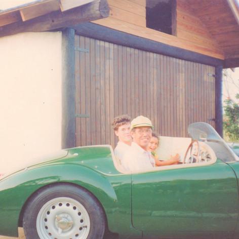 Family Roadtrip #Barbados late 1990s MG88