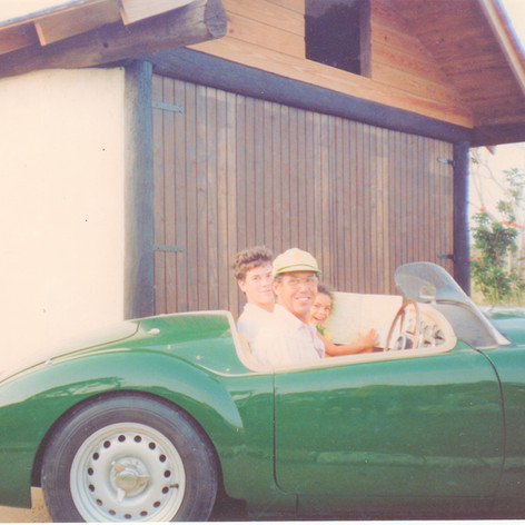 Family Roadtrip #Barbados late 1990s MG88