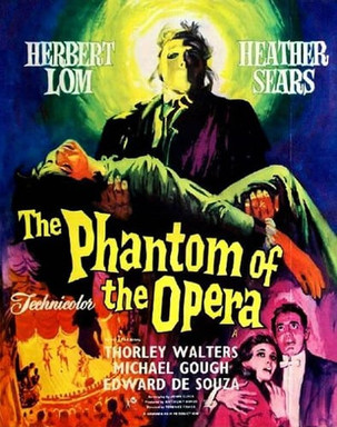 Renato Fratini - Phantom of the Opera 1962