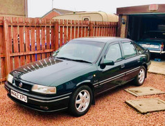 """""""Clive"""" - John Russell's 1995 Vauxhall Cavalier GLS"""